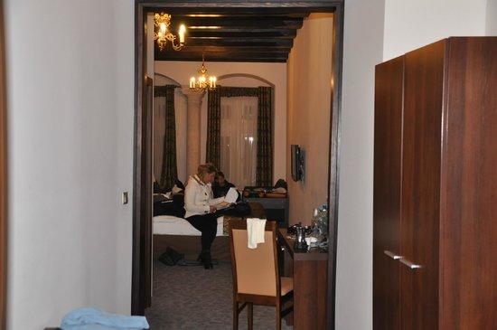 Rezydent Hotel : gf