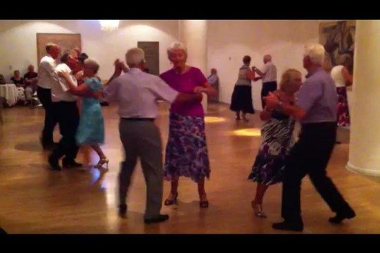 Louis Phaethon Beach: Dancing at the Phaethon Hotel, Great Fun