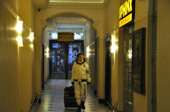 Rezydent Hotel : hgf