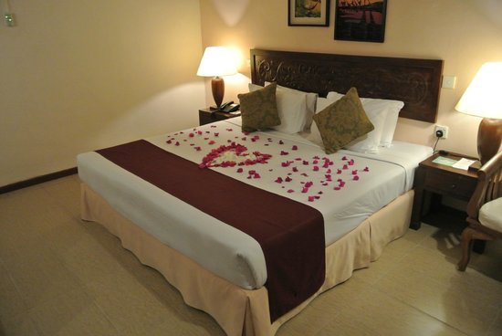 The Frangipani Langkawi Resort & Spa: ベット