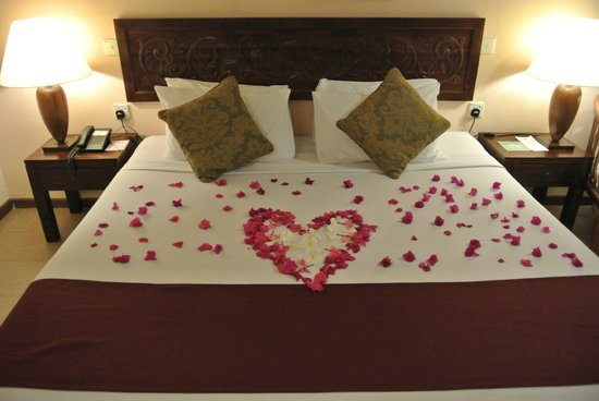 The Frangipani Langkawi Resort & Spa : ベット