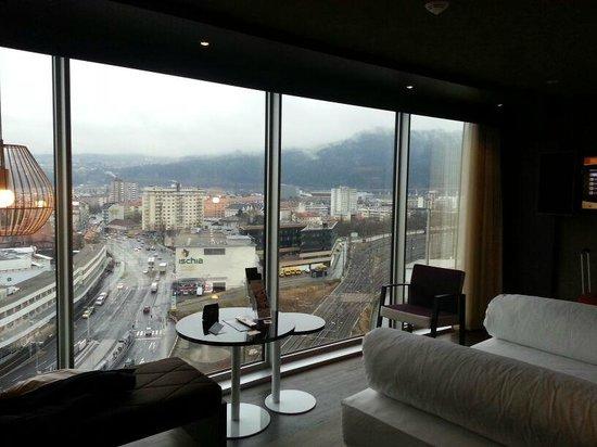 Adlers Hotel: la nostra stanza