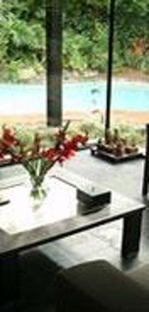 Indlu-Windsock B&B: Lounge Area