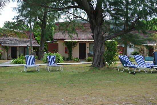 The Frangipani Langkawi Resort & Spa : コテージ
