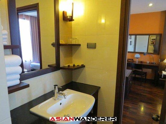 Salana Boutique Hotel: Bathroom