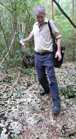 Varahicacos Ecological Reserve: Tread carefully and wear proper shoes!