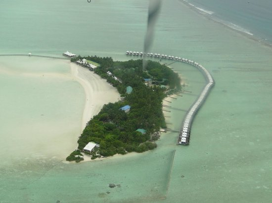 Cinnamon Hakuraa Huraa Maldives: notre arrivés en hydravion