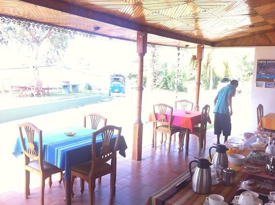 Nuga Eden Villa Tangalle: Morning