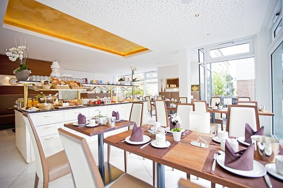 Hotel Krone: Frühstücksraum