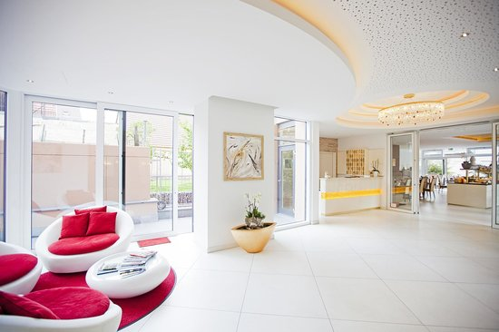 Hotel Krone: Lobby