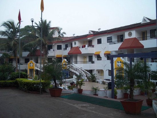 Alegria - The Goan Village: Hotel Area