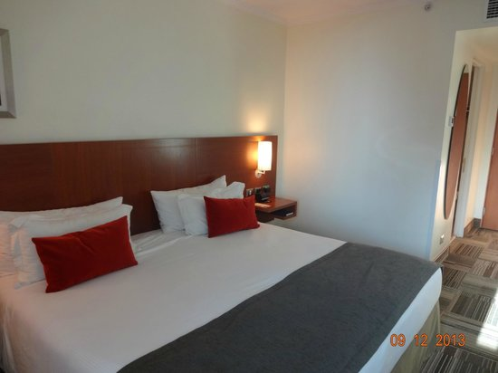 Best Western Premier Marina Las Condes: Quarto do hotel