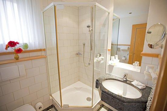 Hotel Krone: Badezimmer