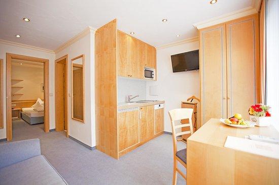 Hotel Krone: Einzelzimmer Komfort