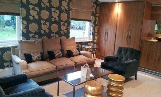 Rudding Park Hotel : Beautiful Lounge