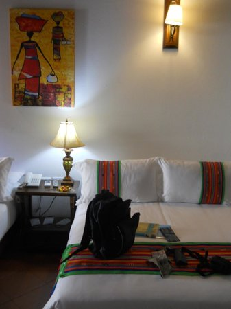 Hotel Boutique las Carretas: Camas