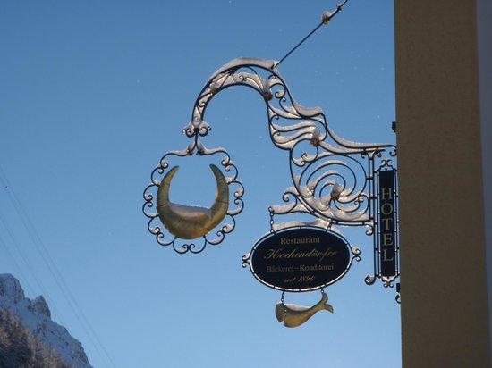 Hotel Albris: In der Bäckerei erhält man die originale Engadinertorte