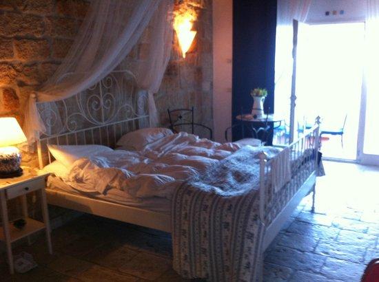 La Torretta sul Mare: letto