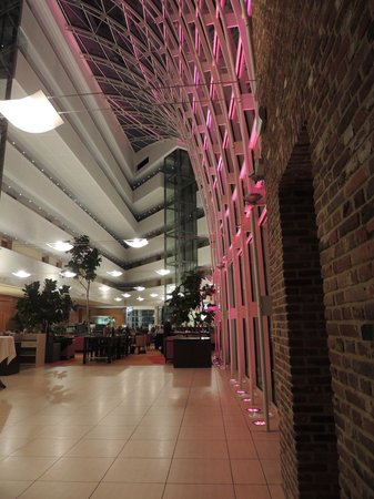 Ghent Marriott Hotel: Le Hall