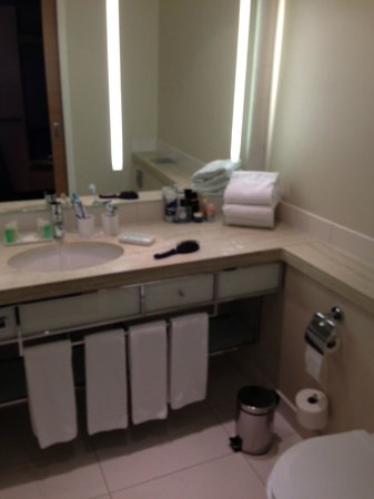 The Westin Grand Berlin: bagno
