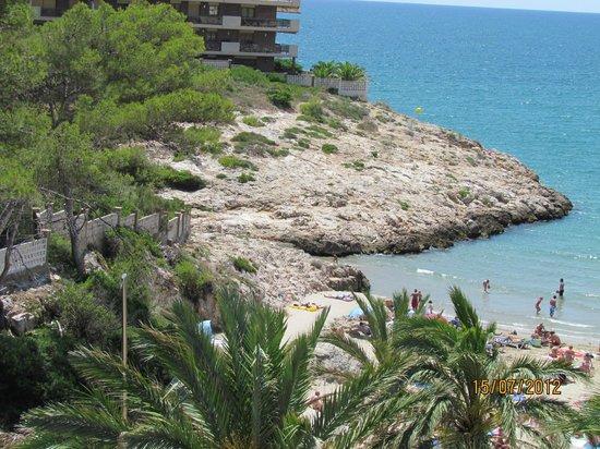Hotel Best Cap Salou : вид на пляж