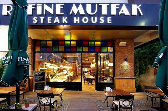Rafine Mutfak Steak House