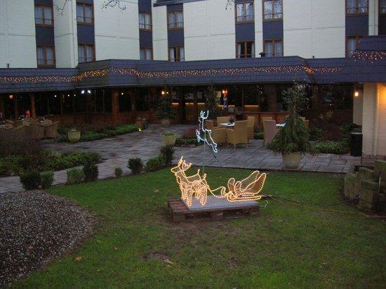 Hotel Schaepkens van St Fijt: view of the hotel entrance