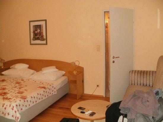 Hotel Graf Stadion : Room