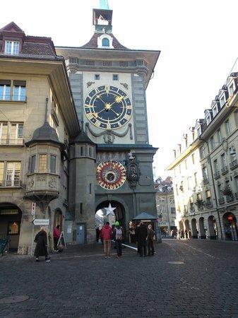Old Town Bern: Vieille ville de Berne