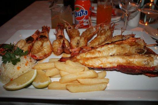 Pigalle Restaurant: Shellfish Platter
