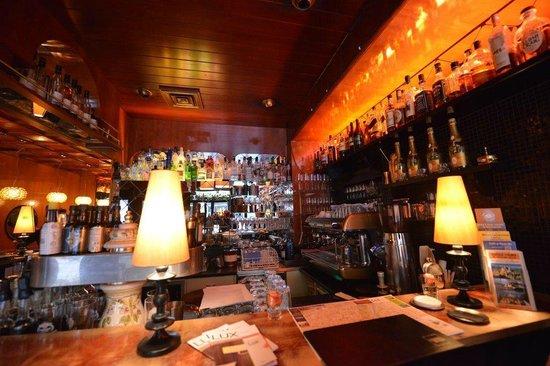 Hotel Lux: Bar im EG - Echter Geheimtipp