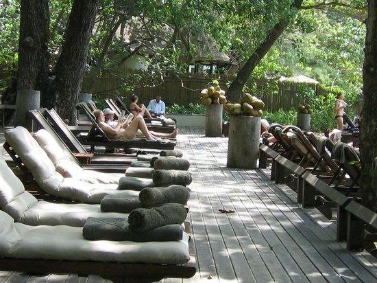 Rayavadee Resort: beach