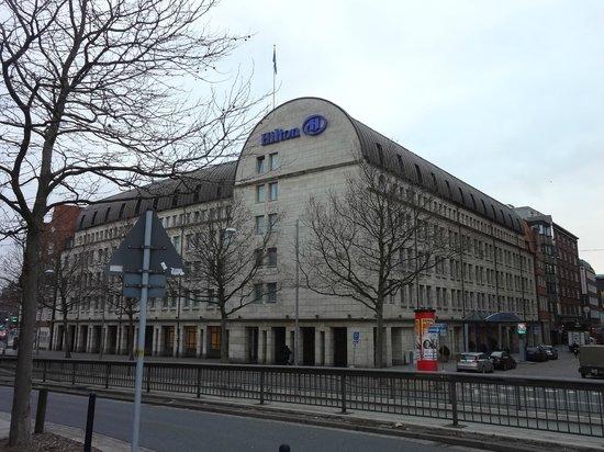 Radisson Blu Hotel, Bremen: ホテル外観