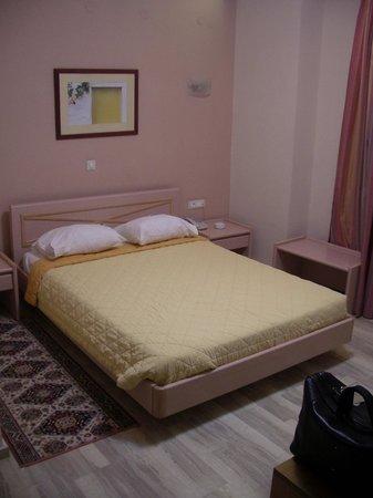Grecian Castle Hotel: The room