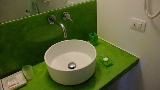 Inn Urbe Vaticano: Salle de bain
