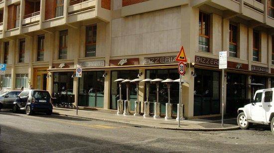 Inn Urbe Vaticano: Restaurant Rof