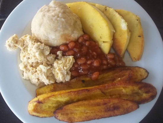 Under the Stairs : Ackee&boiled dumplin