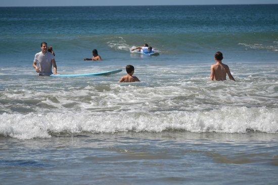 Playa Avellana: in front of Lolas