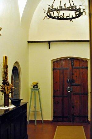 La Locanda sul Vecchio Montano: Ingresso appartamento