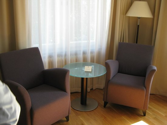 Elite Hotel Arcadia: Зона отдыха