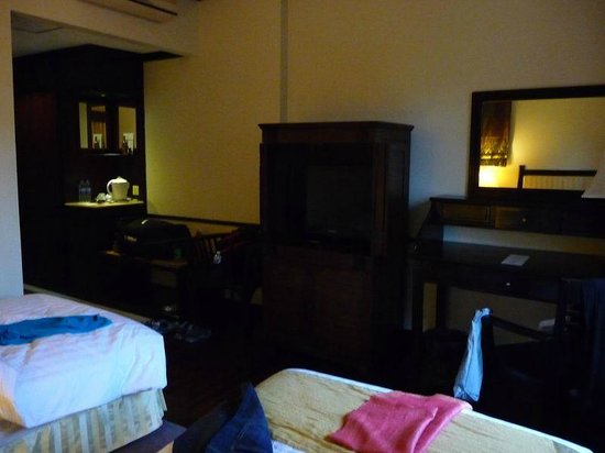 Grand Sunset Angkor Hotel: Zimmer
