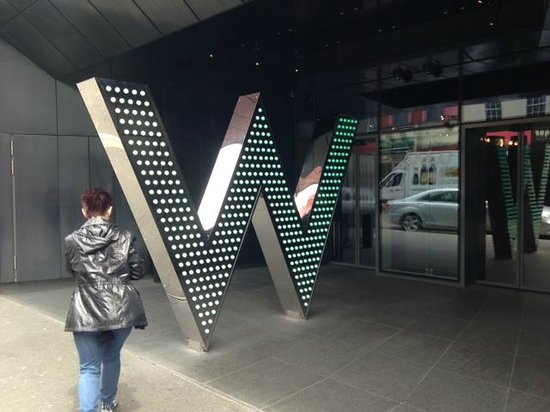 W London Leicester Square: W hotel london