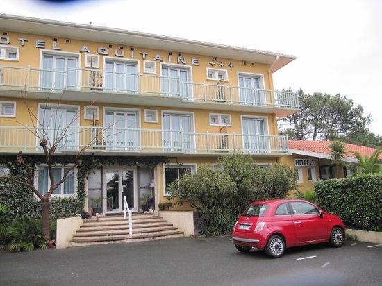 Hotel Aquitaine: отель
