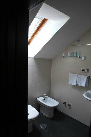 Hotel Baltico: Bathroom