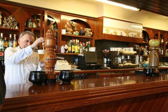 Hotel Baltico: Bar/Lounge Area