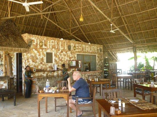 Hotel Kiwengwa Apartments: ristorante
