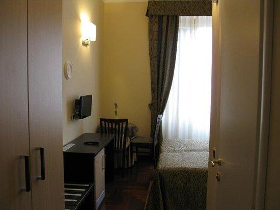 Domus Palatina: camera Adriano