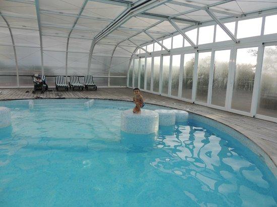 Sercotel Sorolla Palace Hotel : la piscina