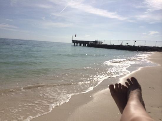 Key Colony Beach Motel: great spot to relax