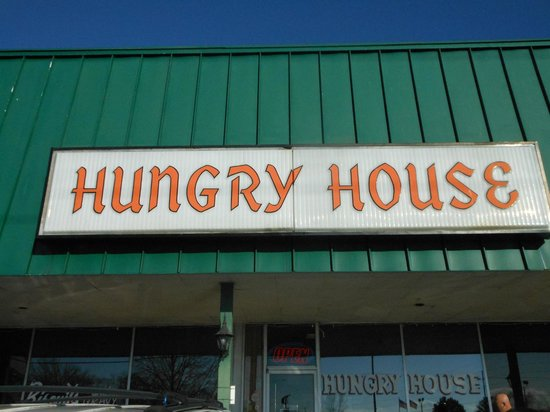 Hungry House: Sign